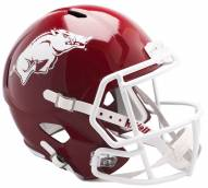 Arkansas Razorbacks Riddell Speed Collectible Football Helmet