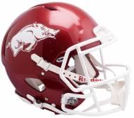 Arkansas Razorbacks Riddell Speed Full Size Authentic Football Helmet