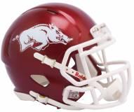 Arkansas Razorbacks Riddell Speed Mini Collectible Football Helmet