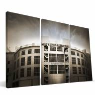 "Arkansas Razorbacks 24"" x 48"" Stadium Canvas Print"