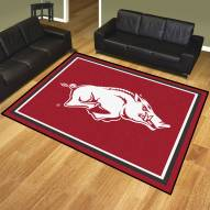 Arkansas Razorbacks 8' x 10' Area Rug