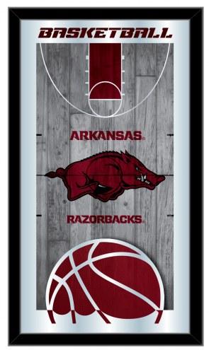 Arkansas Razorbacks Basketball Mirror