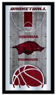Arkansas Razorbacks Basketball Mirror