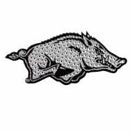 Arkansas Razorbacks Bling Car Emblem