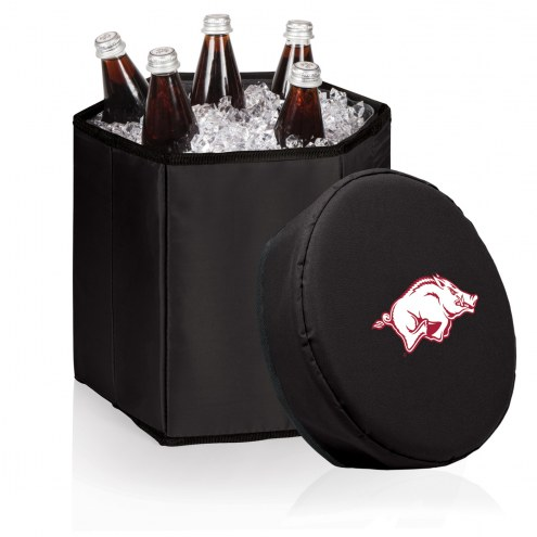 Arkansas Razorbacks Bongo Cooler