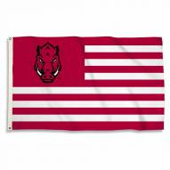Arkansas Razorbacks 3' x 5' Striped Flag