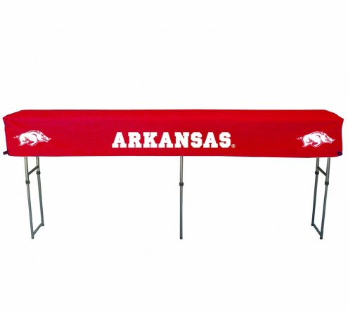 Arkansas Razorbacks Buffet Table & Cover