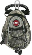 Arkansas Razorbacks Camo Mini Day Pack