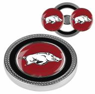 Arkansas Razorbacks Challenge Coin with 2 Ball Markers