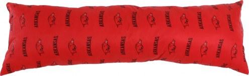 "Arkansas Razorbacks 20"" x 60"" Body Pillow"