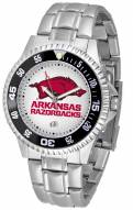 Arkansas Razorbacks Competitor Steel Men's Watch