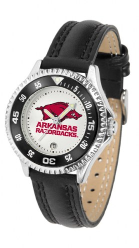 Arkansas Razorbacks Competitor Women's Watch
