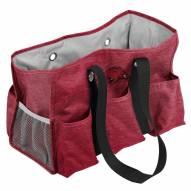 Arkansas Razorbacks Crosshatch Weekend Bag