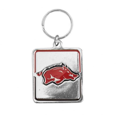Arkansas Razorbacks Dog Collar Charm
