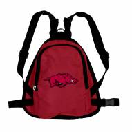 Arkansas Razorbacks Dog Mini Backpack