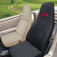 Arkansas Razorbacks Embroidered Car Seat Cover