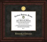 Arkansas Razorbacks Executive Diploma Frame