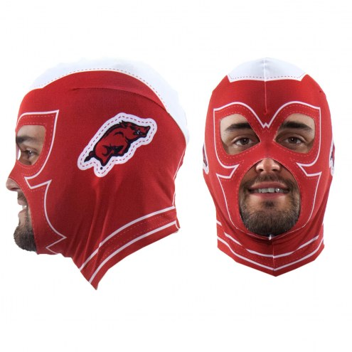 Arkansas Razorbacks Fan Mask