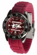 Arkansas Razorbacks Fantom Sport Silicone Men's Watch