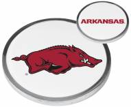 Arkansas Razorbacks Flip Coin