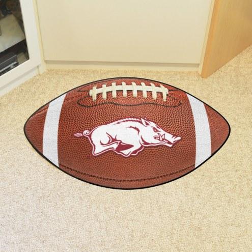 Arkansas Razorbacks Football Floor Mat
