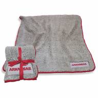 Arkansas Razorbacks Frosty Fleece Blanket