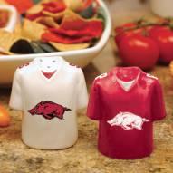Arkansas Razorbacks Gameday Salt and Pepper Shakers