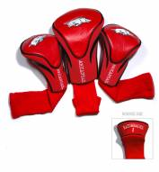 Arkansas Razorbacks Golf Headcovers - 3 Pack