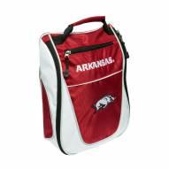 Arkansas Razorbacks Golf Shoe Bag
