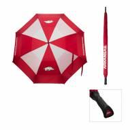 Arkansas Razorbacks Golf Umbrella