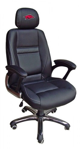 Arkansas Razorbacks Head Coach Office Chair
