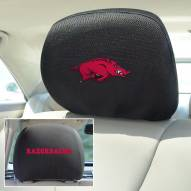 Arkansas Razorbacks Headrest Covers