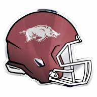 Arkansas Razorbacks Helmet Car Emblem