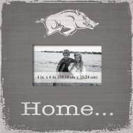 Arkansas Razorbacks Home Picture Frame