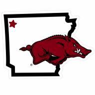 """Arkansas Razorbacks Home State 11"""""""" Magnet"""