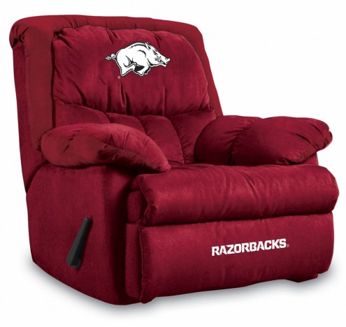 Arkansas Razorbacks Home Team Recliner