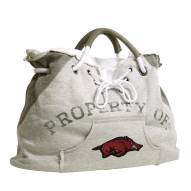 Arkansas Razorbacks Hoodie Tote Bag