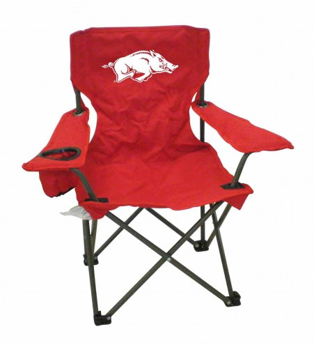 Arkansas Razorbacks Kids Tailgating Chair