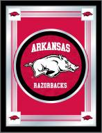 Arkansas Razorbacks Logo Mirror