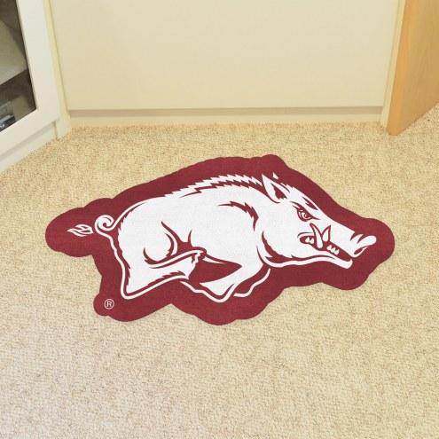 Arkansas Razorbacks Mascot Mat