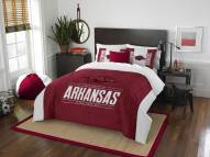 Arkansas Razorbacks Modern Take Full/Queen Comforter Set