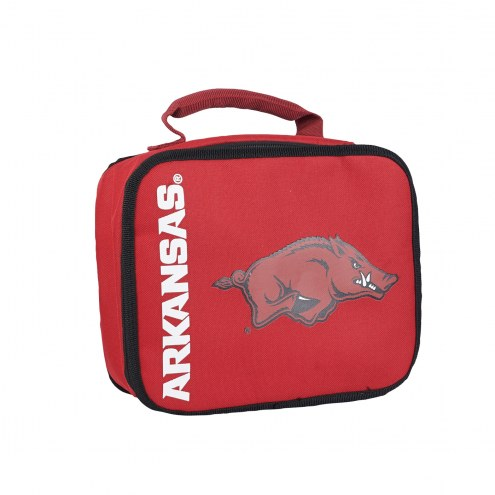 Arkansas Razorbacks Sacked Lunch Box