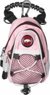 Arkansas Razorbacks Pink Mini Day Pack