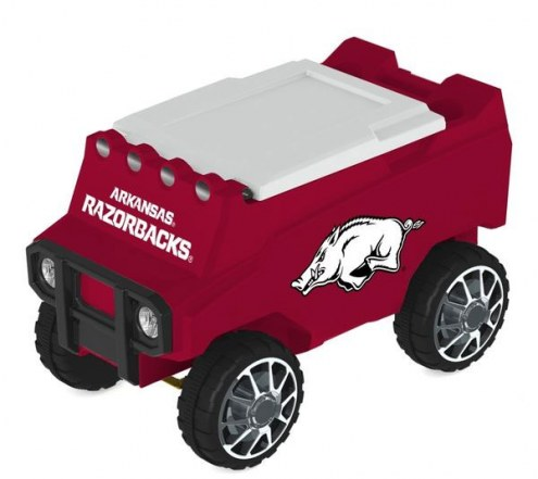 Arkansas Razorbacks Remote Control Rover Cooler