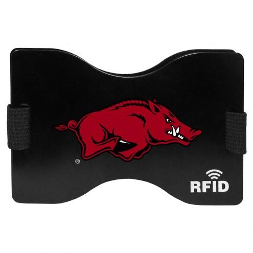 Arkansas Razorbacks RFID Wallet