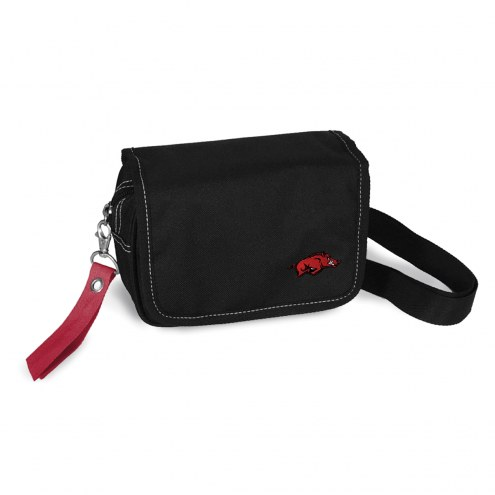 Arkansas Razorbacks Ribbon Waist Pack Purse