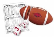 Arkansas Razorbacks Shake N' Score Travel Dice Game