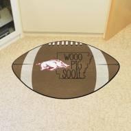Arkansas Razorbacks Southern Style Football Floor Mat