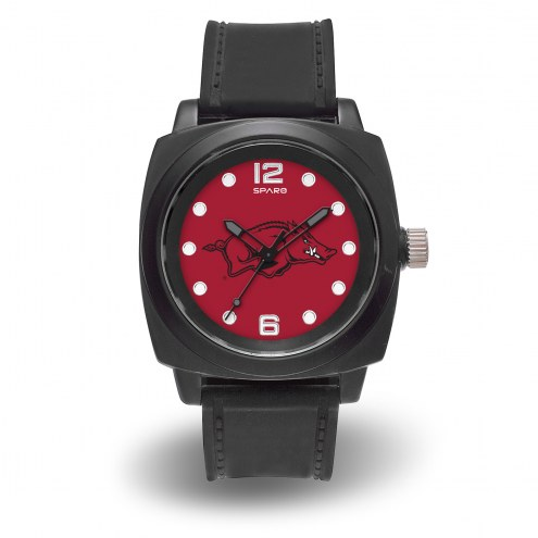 Arkansas Razorbacks Sparo Men's Prompt Watch