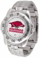Arkansas Razorbacks Sport Steel Men's Watch